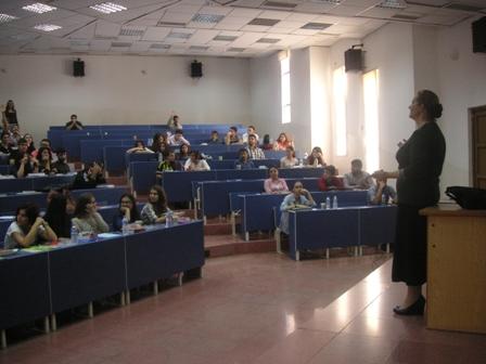 'KÜLTÜR ŞOKU' SEMİNERİ