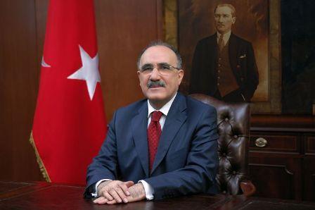 T.C. BAŞBAKAN YARDIMCISI ATALAY KKTC'DEN AYRILDI