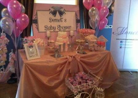 ''BABY SHOWER'' PARTİSİ