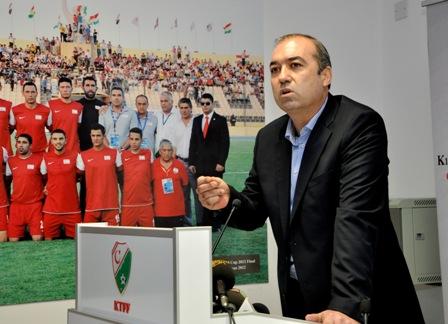 KIBRIS TÜRK FUTBOL FEDERASYONU'NDA KRİTİK TOPLANTI