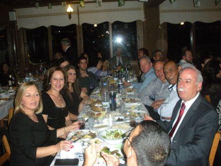 CTP-BG GÜZELYURT'TA DAYANIŞMA GECESİ DÜZENLEDİ