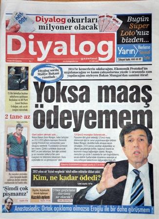 """DİYOLOG"" YAYIN HAYATINA BAŞLADI"