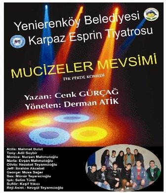 """""""MUCİZELER MEVSİMİ"""""""