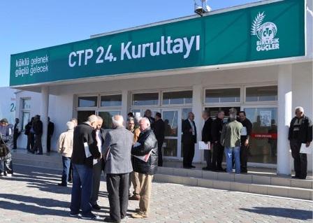 CTP/BG 24. OLAĞAN KURULTAYI'NDA PARTİ MECLİSİ'NE SEÇİLENLER AÇIKLANDI
