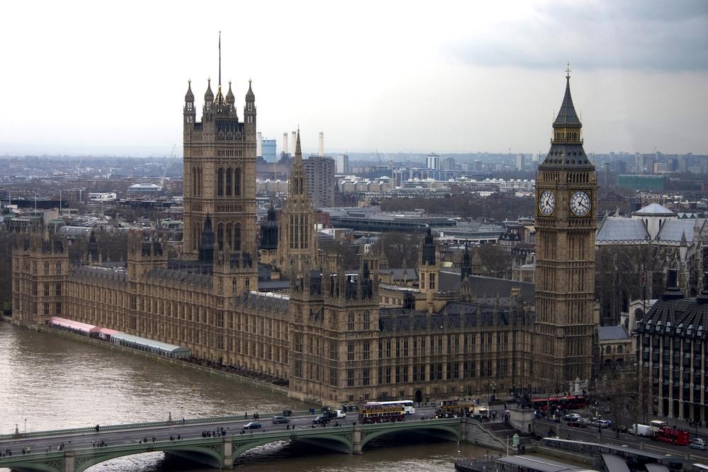 NEOFİTU LONDRA'DA KIBRIS SORUNUNU KONUŞTU