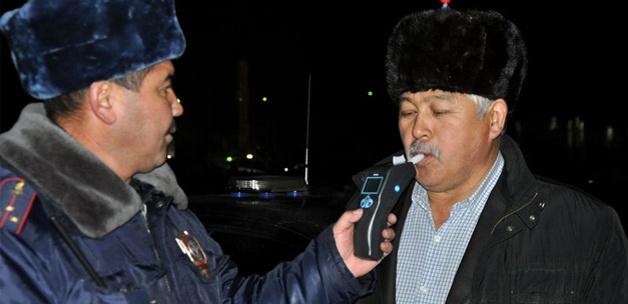 "KIRGIZİSTAN ""ALKOLMETRE"" İLE TANIŞTI"
