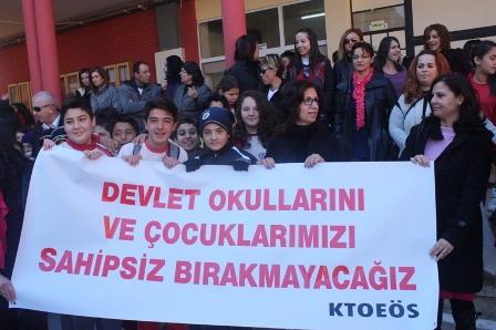 """""""DONUYORUZ"""" EYLEMİ…"""