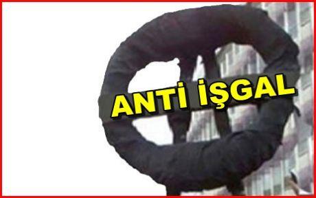 """""""ANTİ-İŞGAL"""" ETKİNLİĞİ"""