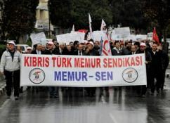 MEMUR-SEN'İN EYLEMİ...
