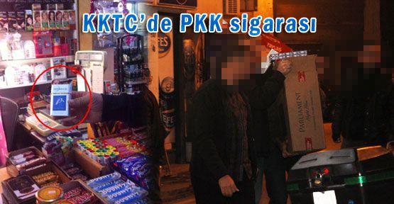 KKTC'DE PKK SİGARASI