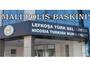LTB'YE MALİ POLİS BASKIN YAPTI!