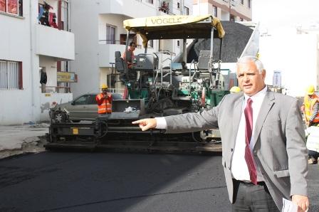 KANALİZASYON TAMAM, SIRA ASFALTLAMADA