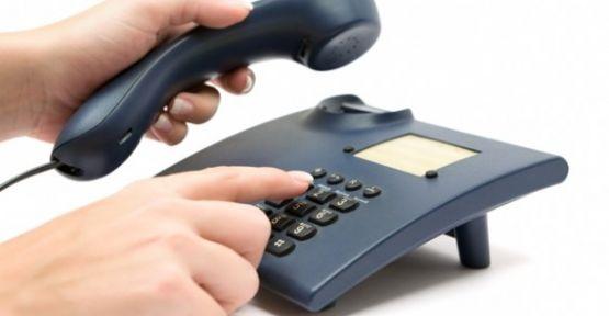 PAZAR GÜNÜ BAKIM-ONARIM SEBEBİYLE TELEFONLAR ETKİLENECEK