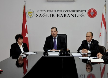 """SAĞLIK BAKANI GÜLLE: """"İŞLENMİŞ GIDALAR DENETİM ALTINDA"""""""