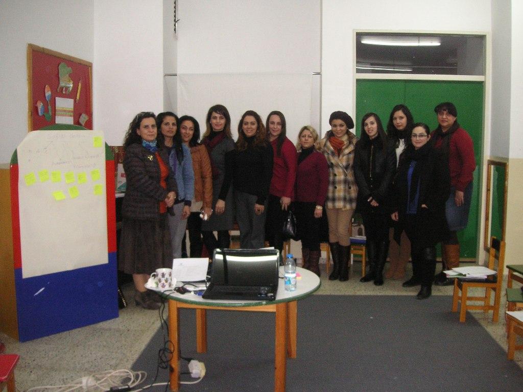 DAÜ-PDRAM SOS ÇOCUKKÖYÜ ANAOKULU EĞİTMENLERİNE YÖNELİK ATÖLYE ÇALIŞMASI DÜZENLEDİ