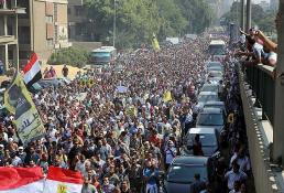 MISIR'DA 25 OCAK DEVRİMİ'NİN 3. YIL DÖNÜMÜ