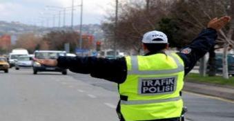 POLİS KONTROLLERİNDE 735 SÜRÜCÜ RAPOR EDİLDİ