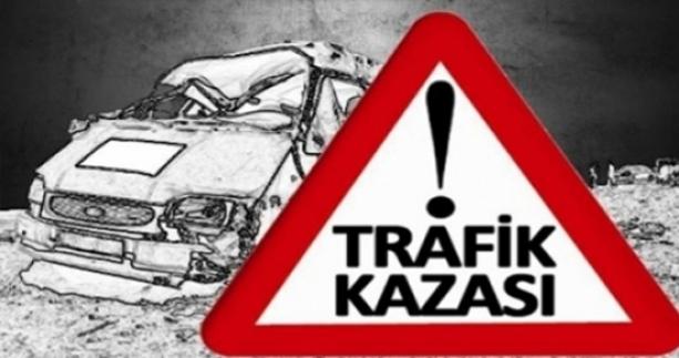 BİR SAAT İÇİNDE İKİ TRAFİK KAZASI