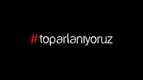 """""""KENDİ İRADEMİZE DAYALI BİR GELECEK İSTİYORUZ"""""""