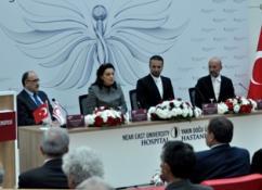 """TC SOSYAL GÜVENLİK KURUMU İLE YDÜ ARASINDA """"SAĞLIK HİZMETLERİ PROTOKOLÜ"""" İMZALANDI"""