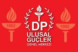 DP-UG PARTİ MECLİSİ'NE SEÇİLEN ÜYELER BELİRLENDİ