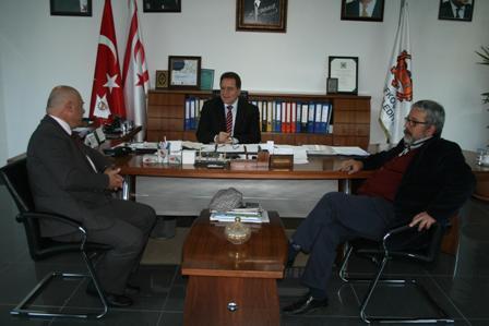 FELLAHOĞLU, KIBRIS SOSYALİST PARTİSİ'Nİ KABUL ETTİ