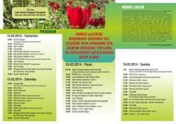 TEPEBAŞI LALE FESTIVALI 15-16 MART'TA DÜZENLENECEK