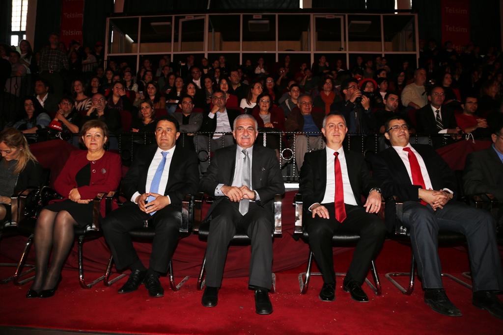"""""""TELSİM 2. FREEZONE LİSELERARASI MÜZİK YARIŞMASI"""""""