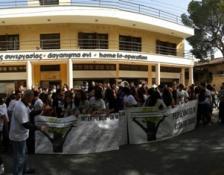 'CYPRUS FRIENDSHIP' PROGRAMI KAPSAMINDA ABD'YE GİDECEK KIBRISLI TÜRK VE RUM GENÇLERE ARA BÖLGEDE MÜLAKAT YAPILDI
