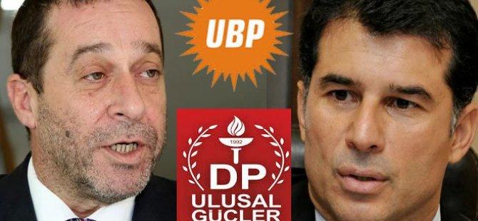 İŞTE DP-UG/ UBP ORTAK ADAYLARI