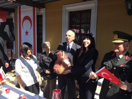 İSTANBUL'DAKİ NEVRUZ BAYRAMI ETKİNLİKLERİNDE KKTC DE TEMSİL EDİLDİ
