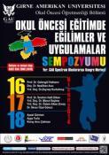 """""""OKUL ÖNCESİ EĞİTİMDE EĞİLİMLER VE UYGULAMALAR"""""""
