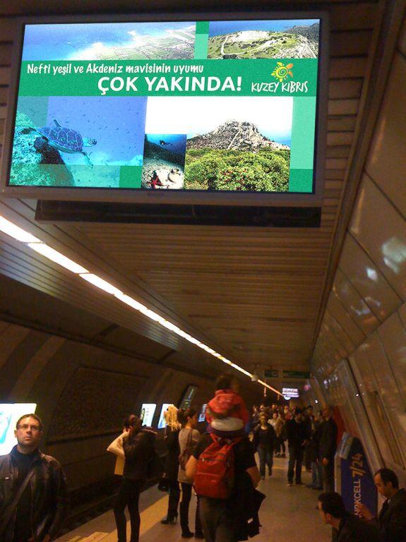 İSTANBUL'DA KUZEY KIBRIS TANITIMI
