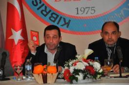 BAŞBAKAN YARDIMCISI DENKTAŞ, GÜZELYURT SİVİL TOPLUM PLATFORMU'YLA TOPLANTI YAPTI