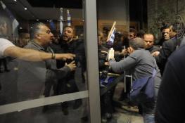GÜNEY'DE, 2. CUMHURBAŞKANI TALAT'IN KONUŞMACI OLDUĞU ETKİNLİĞE SALDIRI