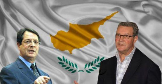 ANASTASİADİS DOWNER'A ÖZÜR DİLER TARZDA VEDA ETTİ