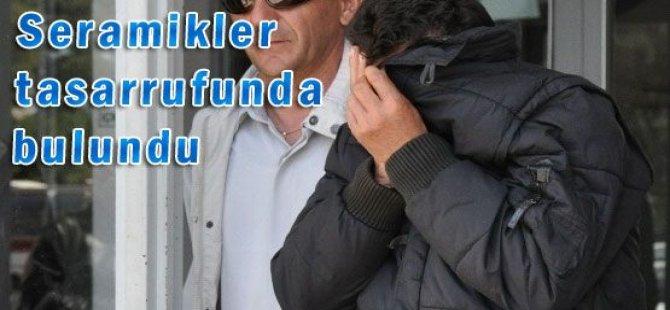 SERAMİKLER TASARRUFUNDA BULUNDU
