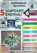 5. YİĞİTLER GAFGARIT FESTİVALİ