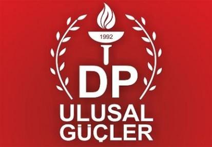 DP'de İSTİFA ŞOKU!..