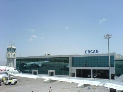 ERCAN'DA BOMBA PANİĞİ