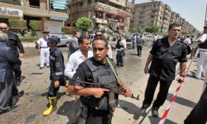 MISIR'DAKİ İNTİHAR EYLEMLERİ