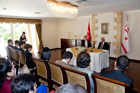 """""""RUM TARAFININ ACELESİ YOK NİYE OLSUN Kİ"""""""