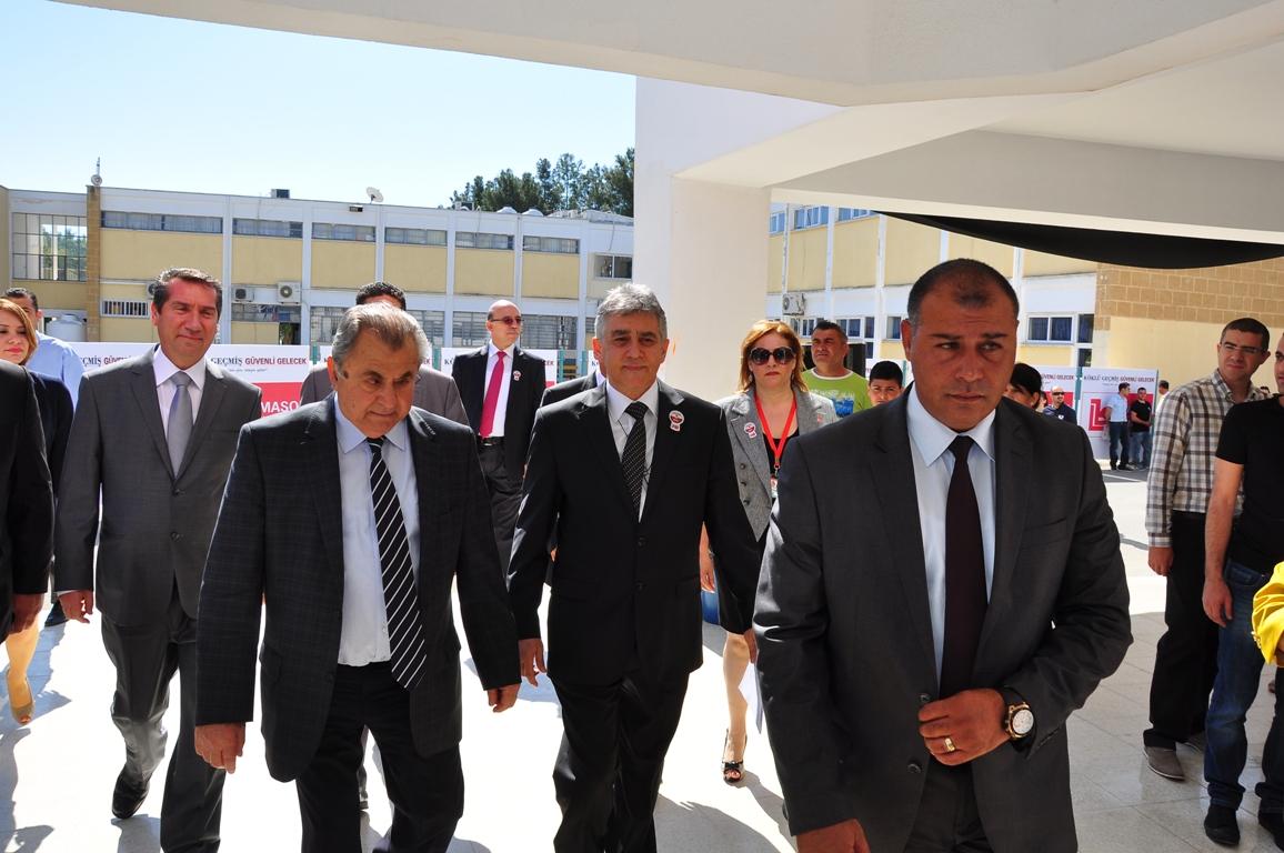 """""""KKTC EKONOMİSİ ZAMANINDA ALINAN KARARLARLA GELİŞİYOR"""""""
