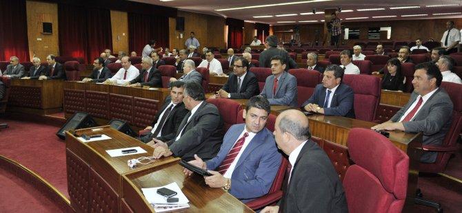 """""""ANAYASA DEĞİŞİKLİĞİ"""" GÜNDEMİYLE TOPLANTI BAŞLADI!"""