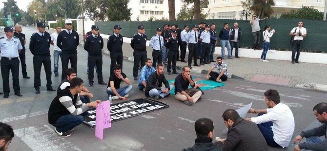 """POLİS MÜDAHALE ETMESİ GEREKİRKEN ETMEDİ"""