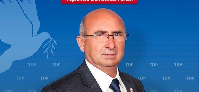 """TDP'DEN ANAYASA DEĞİŞİKLİĞİNE """"EVET"""""""