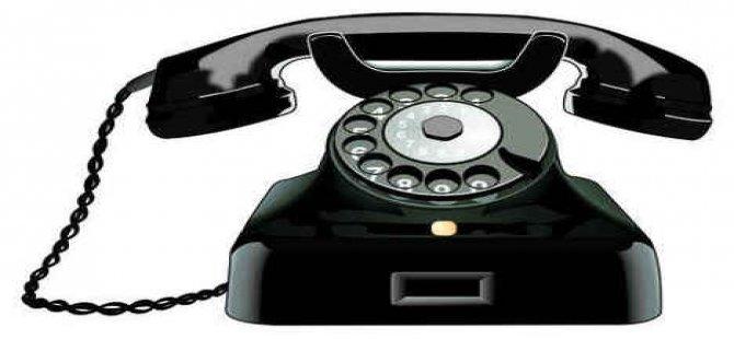 TELEFON HATLARI KESİLECEK!
