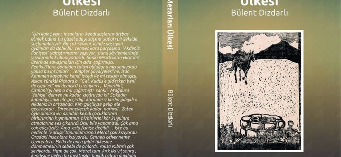 """""""KUYU MEZARLARI ÜLKESİ"""" MAĞUSA'LI OKURLARLA BULUŞUYOR"""