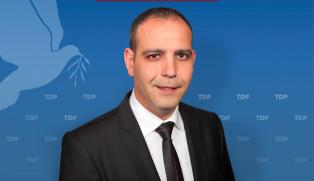 TDP LTB BAŞKAN ADAYI HARMANCI, KTTO'YU ZİYARET ETTİ
