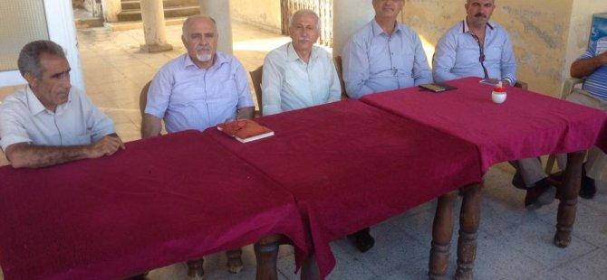 CTP-BG KARPAZ BÖLGESİ BELEDİYE BAŞKAN ADAYLARI VATANDAŞLARLA BULUŞTU